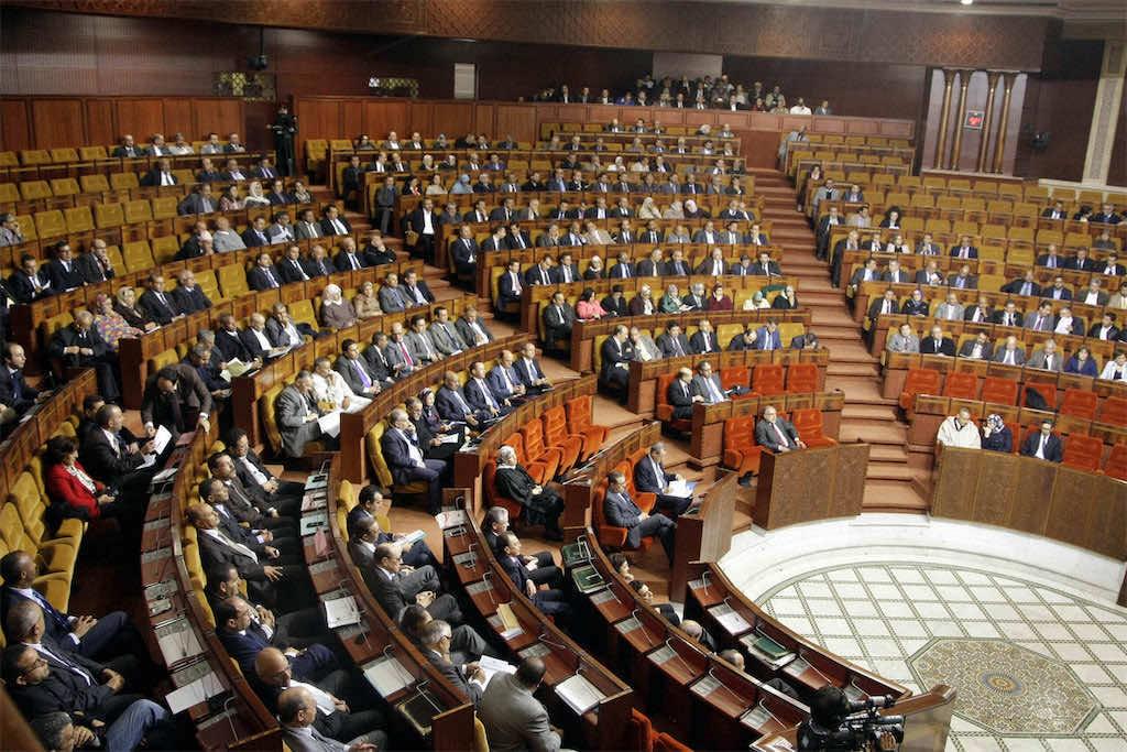 المستشارين البرلمانيين