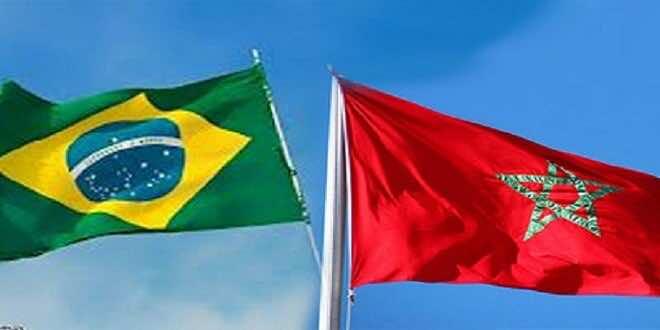 المغرب والبرازيل