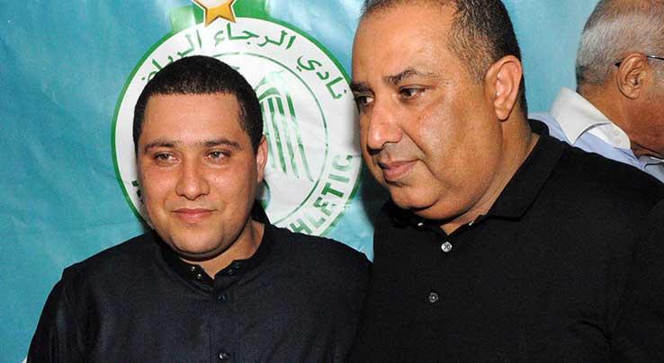 محمد بودريقة وسعيد حسبان