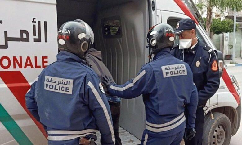 إحالة شرطيين