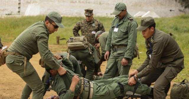 جندي بالقوات المسلحة